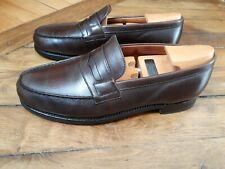 weston mocassins marrons 180 taille 6 et demi largeur D