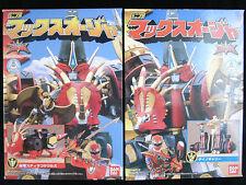 Bandai Power Rangers Dino Thunder Deluxe Mezodon Megazord 1+2 Figure Candy Toy