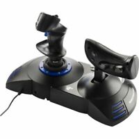 Thrustmaster T.Flight Hotas 4 Joystick Controller Doppelrüder PS4 PC Mac Gaming