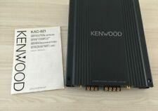 Kenwood KAC-821 Old School Audio Vintage Rare Amps High End Sound