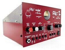 TL Audio Fat Man 2 valve tube compressor PREAMP + Condizioni Top + GARANZIA