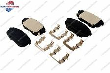 Genuine Hyundai i30 2007-2012 Front Brake Pads - Part 58101 2LA00