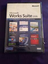 Microsoft word 2002 image numérique 2006 & plus dans des œuvres suite 2006 new & sealed