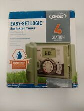 Orbit 4-Station Indoor/Outdoor Sprinkler Timer Lawn Drip Irrigation Controller
