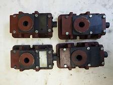 4 Stück Fixator, Maschinenfüße, Nivellierelemente, RK1,  Hahn&Kolb