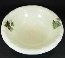 Wash Bowl w/Fish Transfers Decals Large 15.5in Unknown Maker