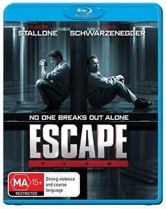 Escape Plan Blu-Ray : NEW