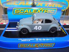 C3642 Scalextric Nuovo di zecca in scatola VOLKSWAGON BEETLE Con Luci & DPR