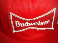 Vintage Budweiser Snapback Cap