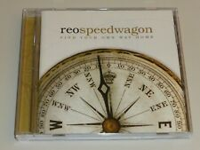 Reo Speedwagon Find Your Own Way Home Album CD 2007