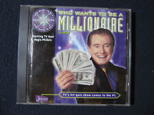 Who Wants to Be A Millionaire [CD ROM] - Incl. Shipping!