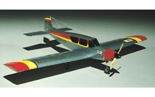 Gem 80 RC Model Plane Balsa & Ply Kit, Quick Build - Ideal Low Wing Aerobatic Tr