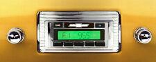 47 48 49 50 51 52 53 Chevy Truck AM FM USB Radio Custom Autosound USA-630 USA630