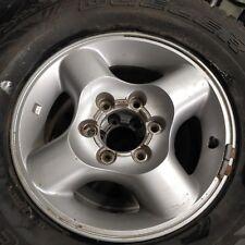 1 x Nissan Navara D22 wheel