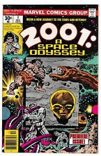 2001: A SPACE ODYSSEY #1 (NM-) Collector's Issue! Jack Kirby Art & Story! 1976