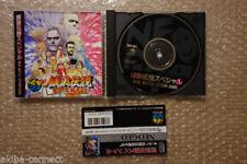 Jeux vidéo pour action et aventure et Neo Geo CD SNK