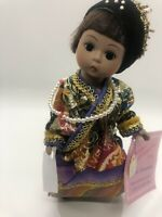 "VINTAGE Madame Alexander Little Emperor Doll 6"" Rare 1992 Out Of 400 !"