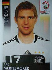 Panini 209 Per Mertesacker Deutschland UEFA Euro 2008 Austria - Switzerland