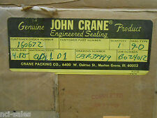 "JOHN CRANE INC. 4 7/8"" MULTIPLE SPRING WEDGE SEAL QD1D1 4.875"