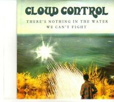 (DR173) Cloud Control, There's Nothing In The Water We Can't Fight - 2010 DJ CD