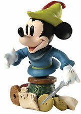 4035560 Disney Grand Jesters Brave Little Mickey Mouse the tailor Bust NEW