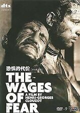 The Wages of Fear - UK Region 2 Compatible DVD Yves Montand, Charles Vanel NEW