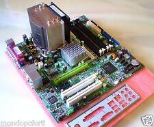 Scheda Madre Socket 775 ACER VERITON F90M + CPU PENTIUM 4 / 3,40GHz+1GbRam
