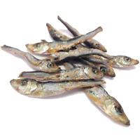 Dried Whole Sprats 100% Natural Tasty Fish Treats For Dogs and Cats Omega 3 & 6
