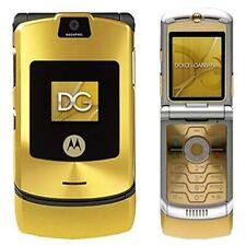 Motorola Flip Razr V3i Dolce&Gabbnna Unlocked Mobile Phone