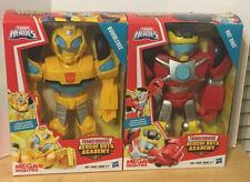 Transformers 2019 Playskool Heroes Rescue Bots Mega Mighties Bumblebee Hot Shot