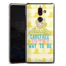 Nokia 7 Plus Handyhülle Case Hülle - Muppets Carefree is the way to be