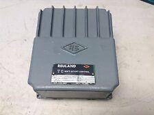 Reuland 35-648 TC Soft Start Control 3 HP 480 VAC 6.0 FLA  35648