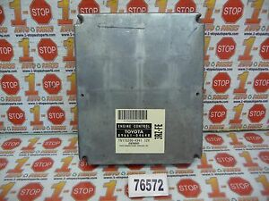 Engine Computer Programmed Plug/&Play 2000 Toyota Tacoma TN175200-4301 2.4L ECM
