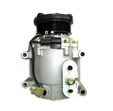 Jaguar S-Type 00-08 A/C Compressor with Clutch New Premium Aftermarket C2S47472