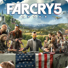 PS4 FAR CRY 5 FARCRY SONY PlayStatio​n Ubisoft Action Games PREORDER