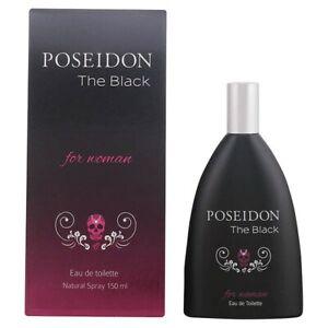 Perfume Woman Poseidon The Black Posseidon EDT