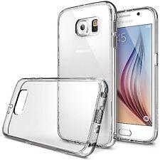 Samsung Galaxy S6 Case Silicone Bumper Gel Soft Cover TPU Rubber Skin