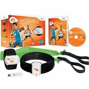 Active 2 with Weights | Wii New in Box