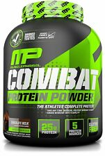MusclePharm Combat Protein Powder (4lbs) Strawberry 1.814 Kg