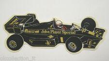 VECCHIO ADESIVO AUTO F1 / Old Original Sticker JOHN PLAYER SPECIAL (cm 10 x 4)