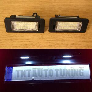LED License Number Plate Lights 6000K White Chevrolet Cruze 2010-2014