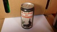 OLD AUSTRALIAN BEER CAN, CUB GUINNESS ORIGINAL, ADVERTISING POSTER, SEAL