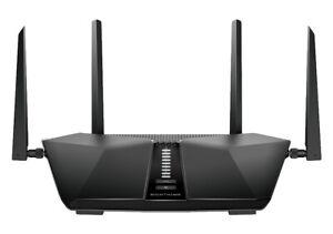 NETGEAR Nighthawk AX6 RAX45 Dual-Band Wi-Fi 6 Router