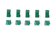 5PCS 433Mhz RF Transmitter and Receiver Link kit fits Arduino ARM MCU WL Module
