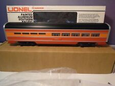 LIONEL 7204 SOUTHERN PACIFIC DAYLIGHT ALUMINUM DINING CAR W/ ORIG BOX