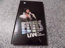 Presley Elvis-Live In Las Vegas 4 cd set