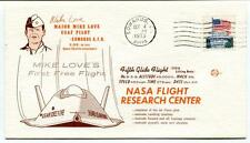 1973 Fifth Glide Flight Major Mike Love USAF Pilot Edwars AFB NASA USA  SPACE