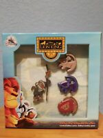 Disney Store Lion King 25th Anniversary simba rafiki tree drawing LE 3K Pin Set
