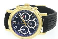 Chopard 1000 Miglia 1250 18k yellow gold automatic chronograph men's watch
