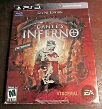 PlayStation 3 Dante's Inferno -- Divine Edition - PS3 Rated M
